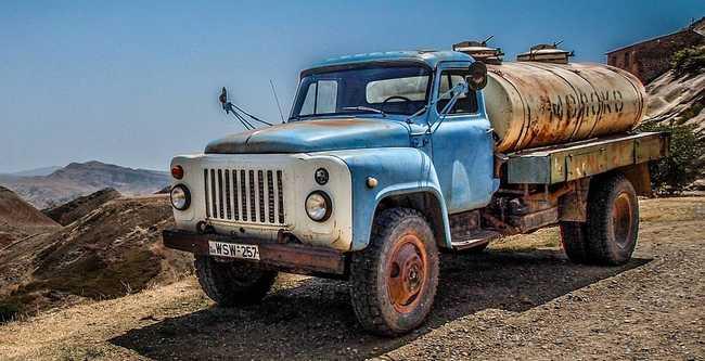 моторное масло для грузовых машин