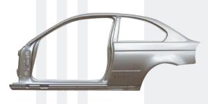 штампованная деталь кузова автомобиля