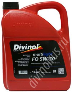 Divinol Multilight FO 5W-30