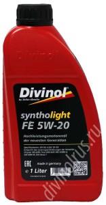 Divinol Syntholight FE 5W20