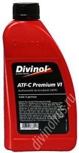 Divinol АТF-C Premium VI