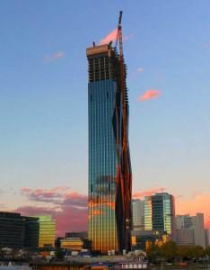 Divinol B Classic применяли на стройке DC Tower Вена