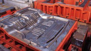 формовка листового металла сож