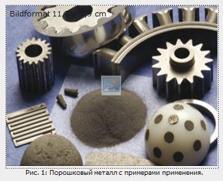 3 Multical порошковый металл