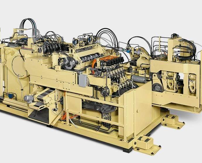 7 Multipress Экструзионная машина