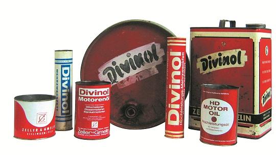первые моторные масла дивинол