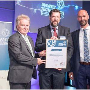 Премия Баден-Вюртемберга за экологические технологии 2019