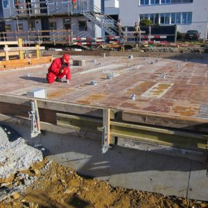 Идеальная поверхность бетона возможна только со смазкой для опалубки